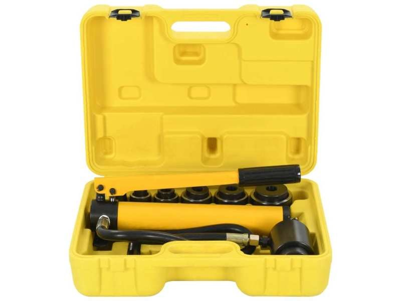Stylé outils collection bandar seri begawan ensemble d'outils à sertir hydraulique 22-60 mm