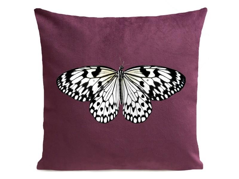 FEE ELFE papillons * 10972-1 vert déco 40x40 CM COUSSIN remplissage