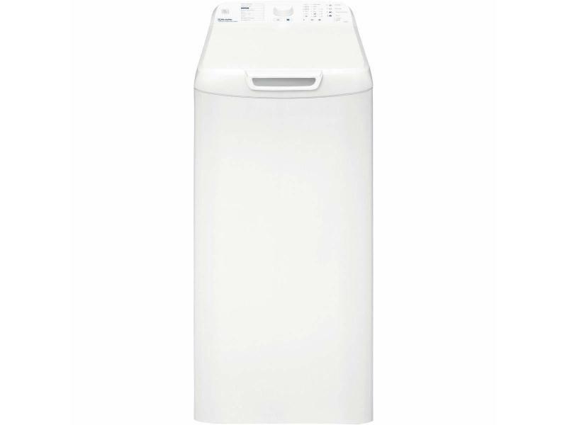 Lave-linge top 7kg 42l vedette 1200tr/min 40cm n/c, ltv 652 ub