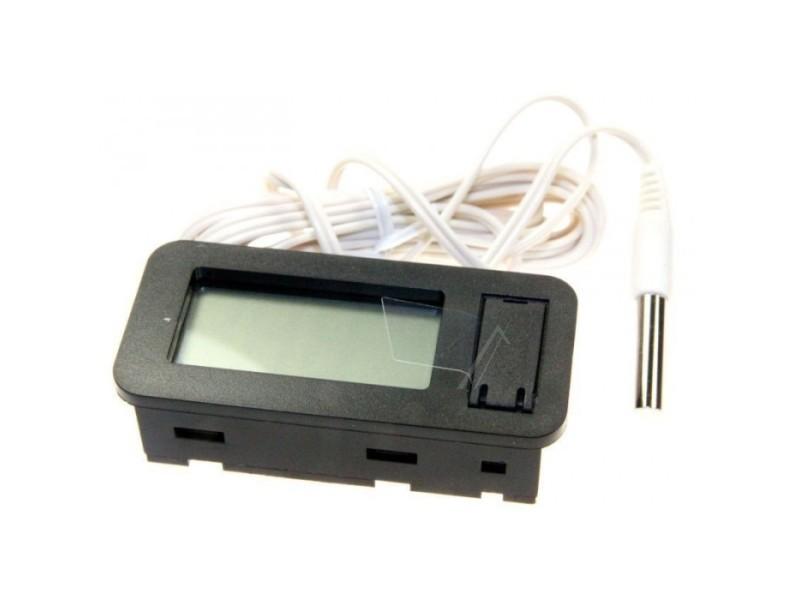 Thermometre digital noir wk3200 pour réfrigérateur liebherr