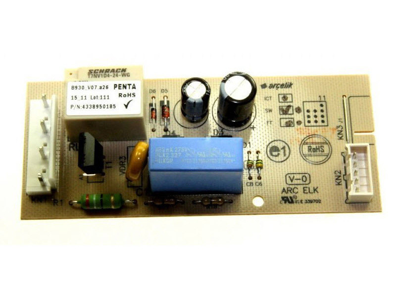 Module de controle reference : 4338950185