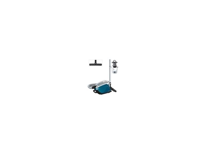 Aspirateur sans sac bosch relaxx pro silence bleu bgs5r30e