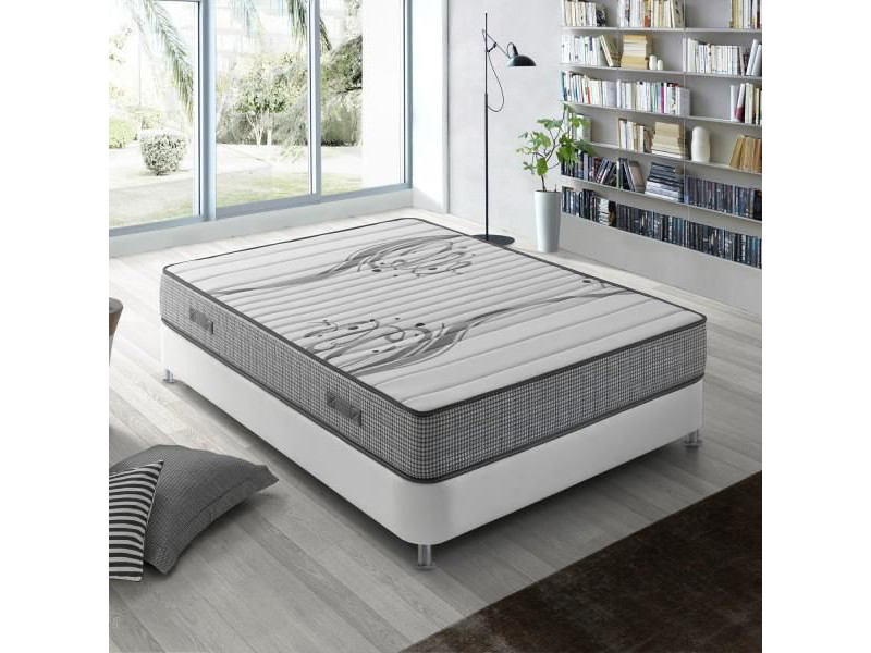 matelas m moire de forme boston 160x200 22cm paisseur marckonfort vente de matelas 2. Black Bedroom Furniture Sets. Home Design Ideas