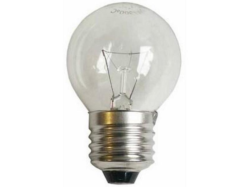 Ampoule p45 / e27 / 40w four micro-ondes wpro 71s7966