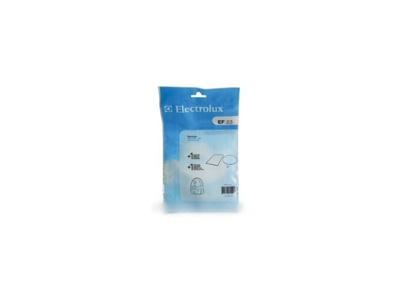 Micro filtre + 1 filtre moteur ef23 pour aspirateur zanussi