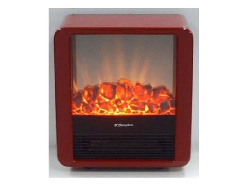 chemin e lectrique mini cube rouge 1500w minicube rouge vente de chauffage conforama. Black Bedroom Furniture Sets. Home Design Ideas