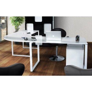 Bureau dangle design blanc Vente de Accessoires de bureau