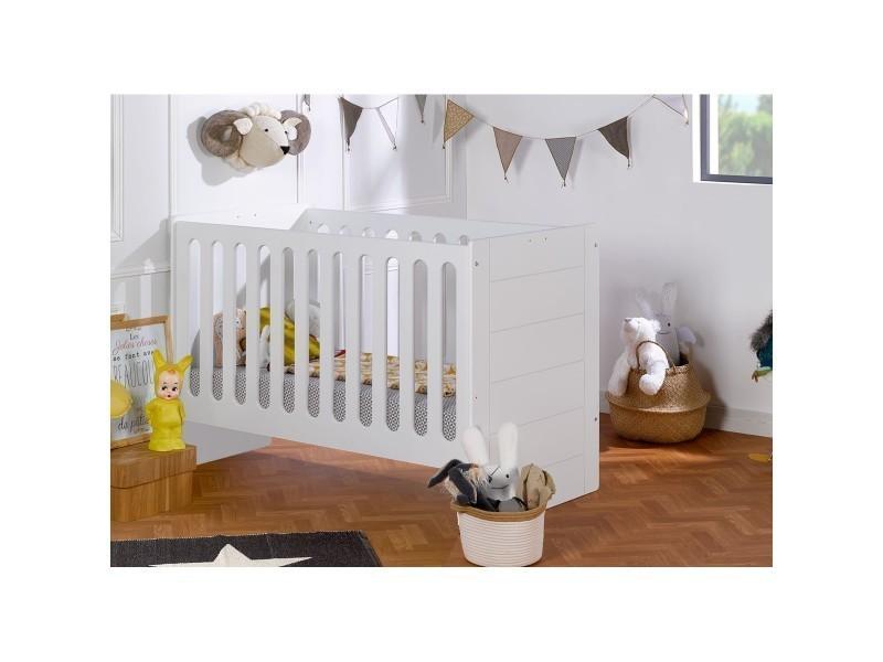 Fabrications Lit De Bébé à Barreaux Mea : Lit bébé évolutif module à barreaux vente de chambrekids