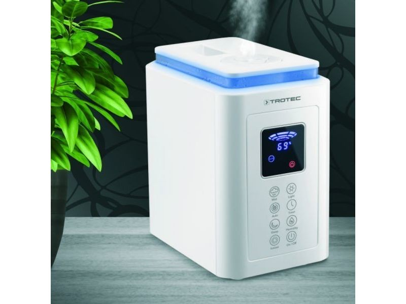 Humidificateur d'air à ultrasons de 4l pour 30 m²