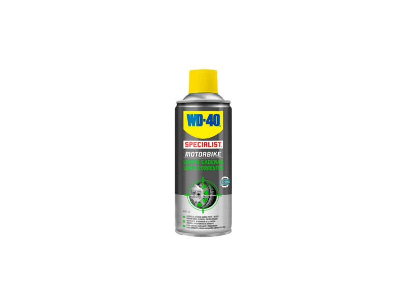 Nettoyant chaines wd40 400ml 08274