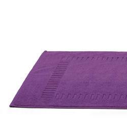 Tapis de bain 50x70 cm pure violet 700 g/m2
