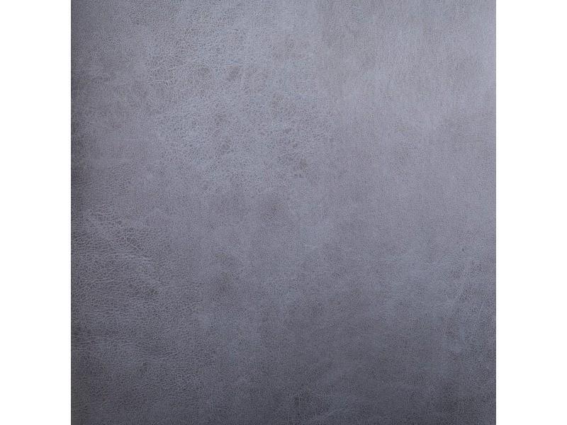 Vidaxl 4 pcs chaises de salle à manger gris similicuir daim