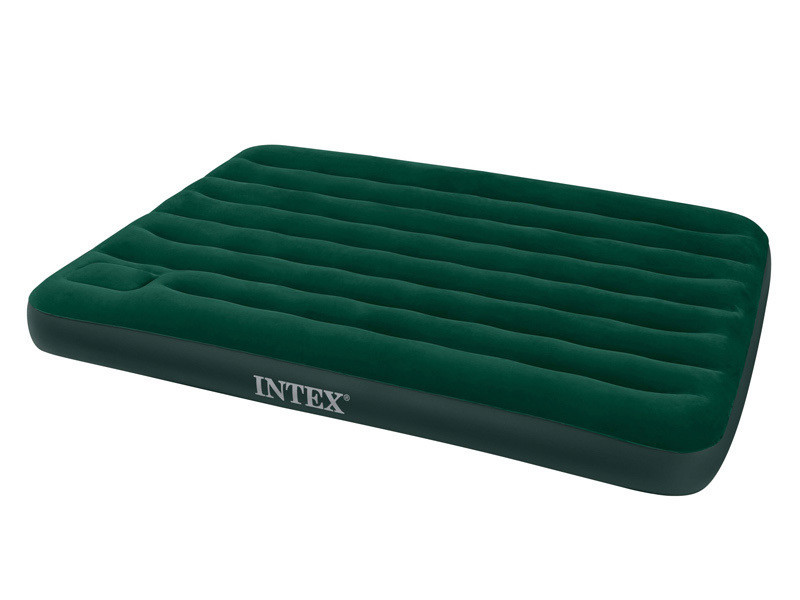 matelas gonflable 2 places intex avec gonfleur int gr vente de intex conforama. Black Bedroom Furniture Sets. Home Design Ideas