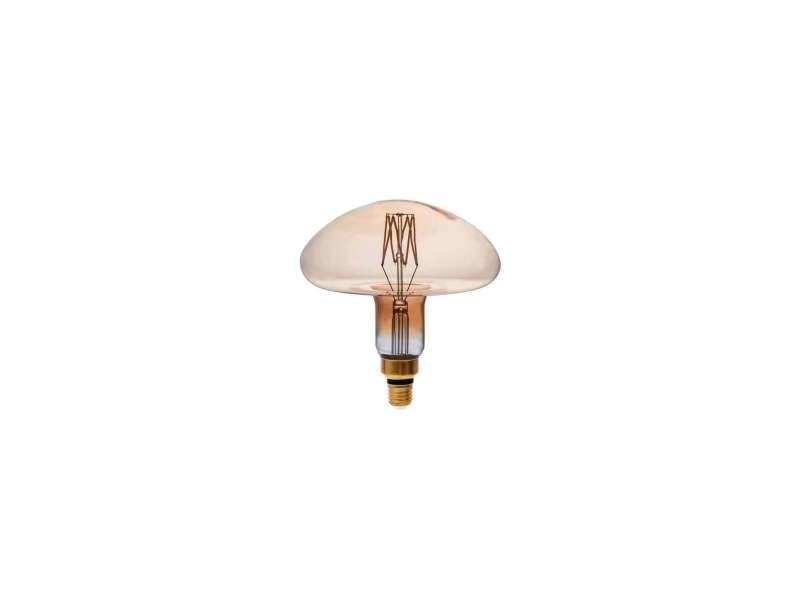 Ampoule led ms200 8w dimmable e27 vintage géante champignon - blanc très chaud 1800k SP1793