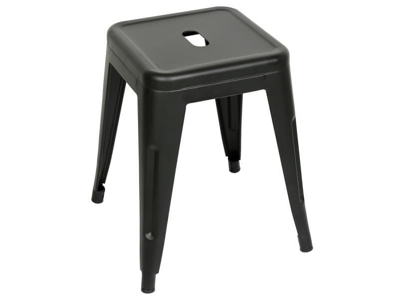 Lot de 5 tabourets de bar hombuy ,chaises de bar noir pour cuisine/ jardin/bureau etc.