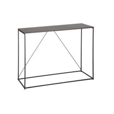 console en m tal gota vente de atmosphera conforama. Black Bedroom Furniture Sets. Home Design Ideas