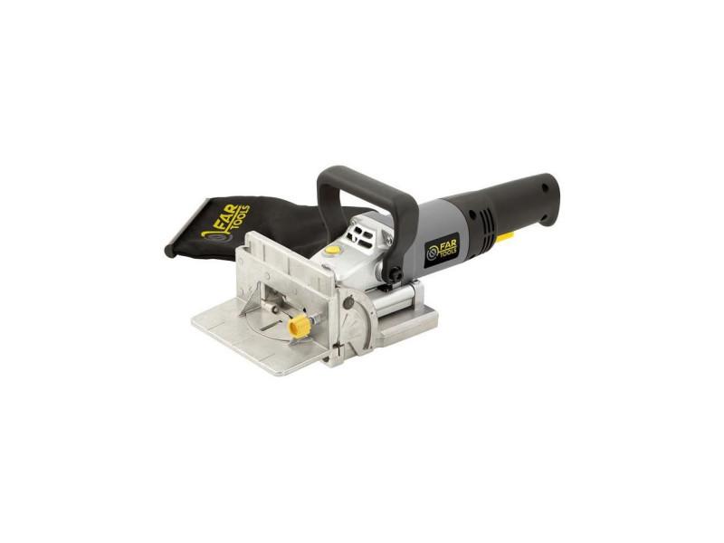 Lm900b lamelleuse - 760 w - diametre 100 mm - capacité de coupe maxi 0-18 mm FAR3431541150089