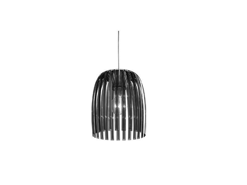 Luminaire Suspension Gris Vente De Transparent Joséphine Lampe 6gyIYmbf7v