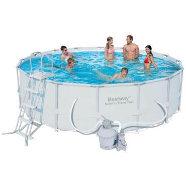 Accessoires piscine hors sol tubulaire for Accessoires piscine 54