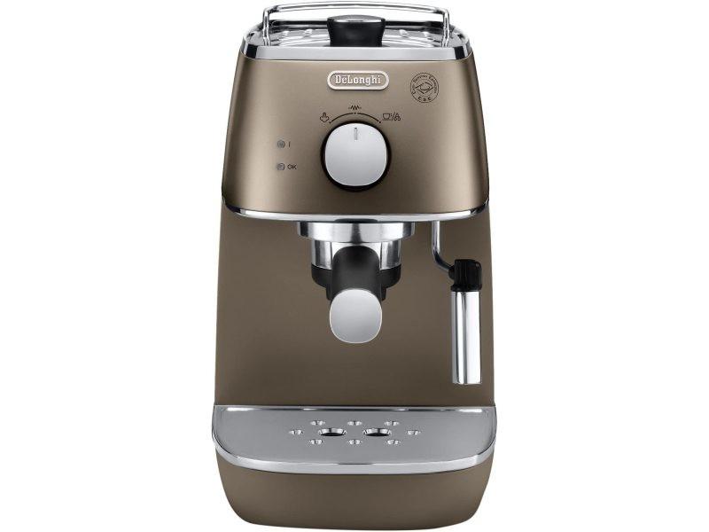 Machine a café expresso de 1l 1100w bronze