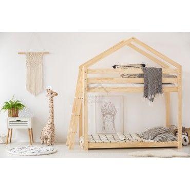 lit superpos gl cabane bois massif sommiers 90x190 vente de monlitcabane conforama. Black Bedroom Furniture Sets. Home Design Ideas