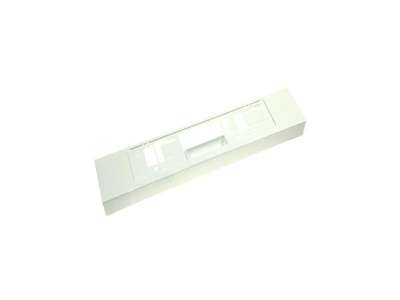 Tableau facade de commande brillant blanc pour lave vaisselle miele - 7492150