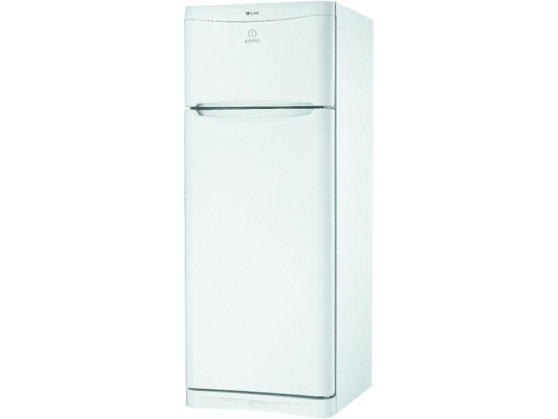 Réfrigérateur combiné 70cm 414l a+ brassé blanc - taa5v taa5v