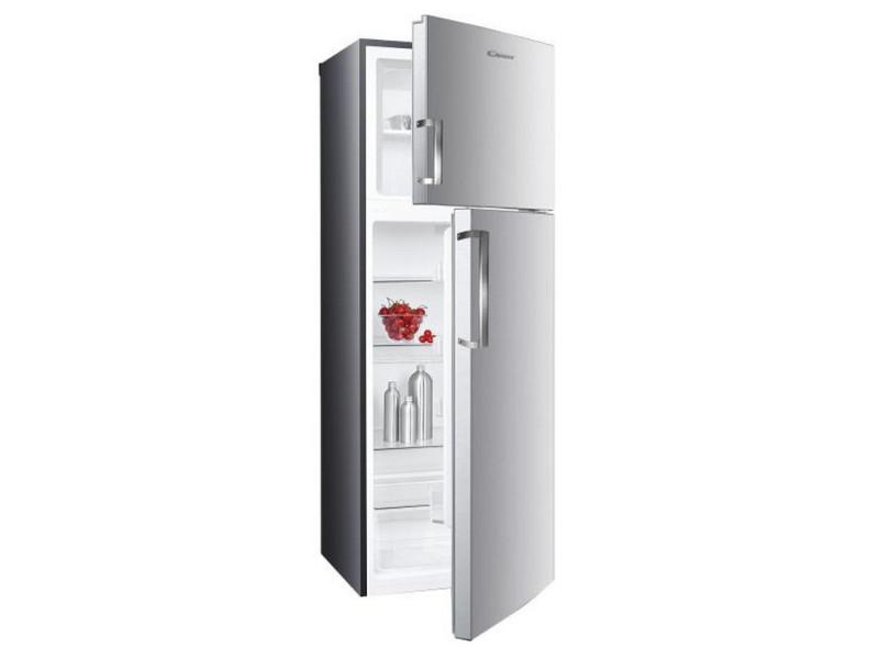 Réfrigérateur 2 portes 60cm 229l a+ brassé inox - ccds6172fxhn ccds6172fxhn
