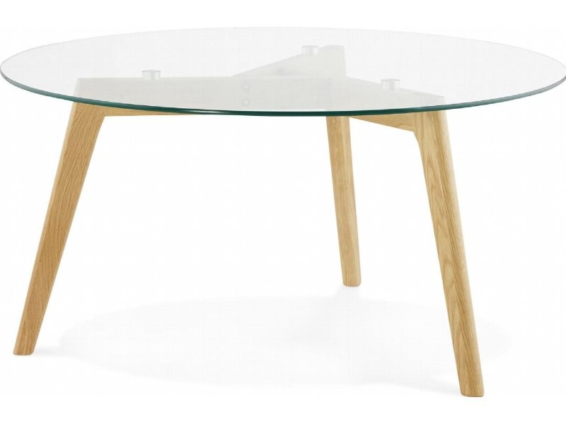 Table basse design lily CT00390CL