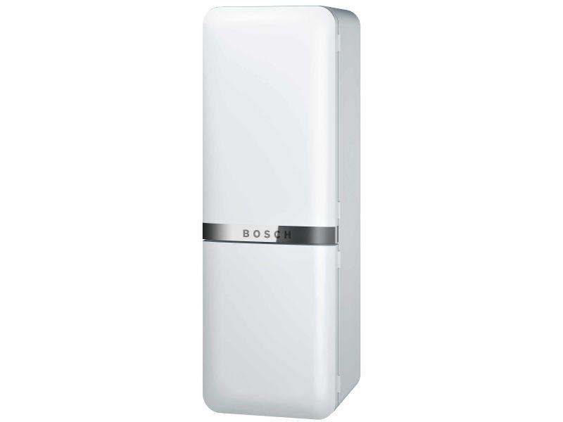 Réfrigérateur combiné 302l froid brassé bosch 67cm a+++, kce 40 aw 40