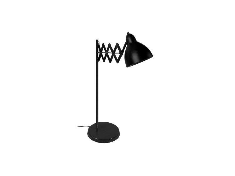 Poser Lampe Vente À Noir Acier De Harmonica Design Extensible wvN8mn0