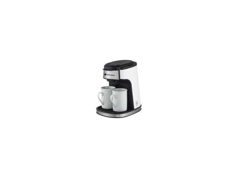 Blackpear bcm 619 cafetiere - 2 tasses BLA3700659315704
