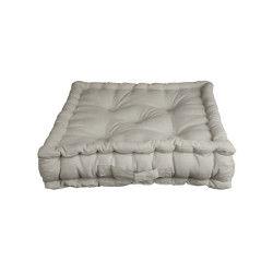 Coussin de sol pacifique lin 100% coton