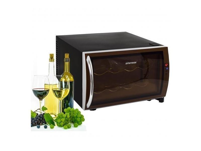 Mini-bar réfrigérateur horizontal a vin silencieux de 25 litres