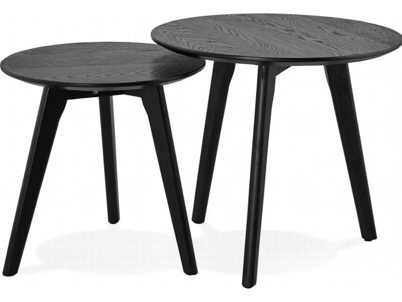 Table gigogne design espino CT00470BL