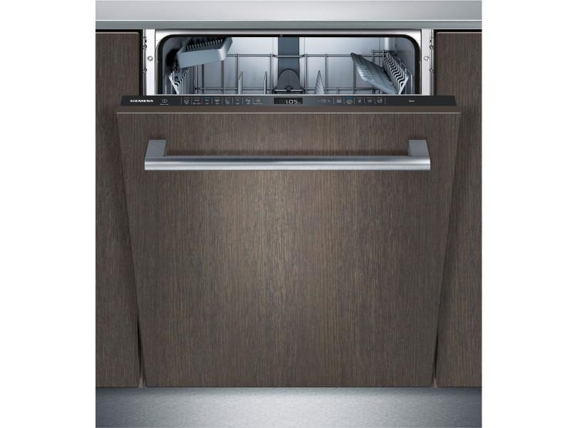Lave-vaisselle 60cm 13c 44db a++ tout intégrable - sn658x03je sn658x03je