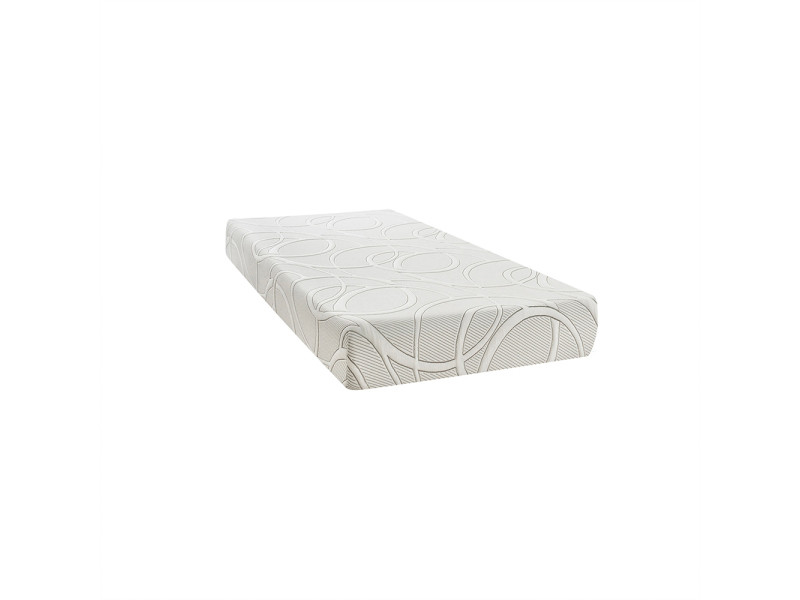matelas eupraxie 90x200 21cm m moire de forme vente de. Black Bedroom Furniture Sets. Home Design Ideas