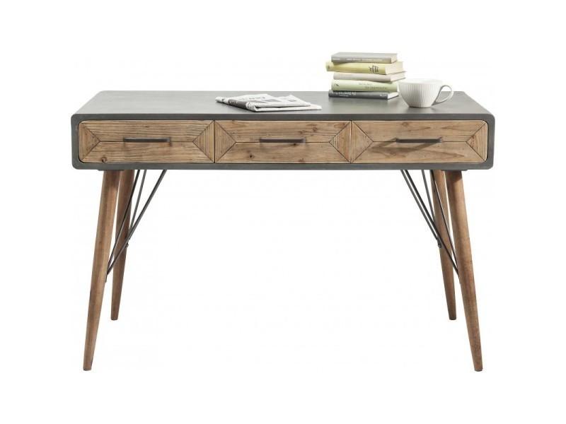 Bureau factory tiroirs vente de kare design conforama