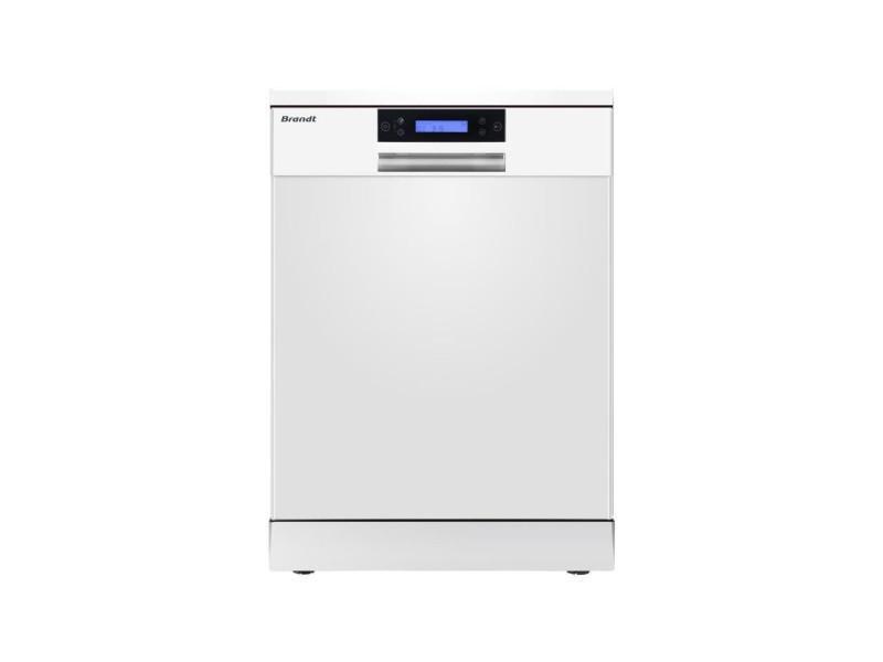 Lave-vaisselle pose libre brandt 14 couverts a+++, bra3660767977204 BRA3660767977204