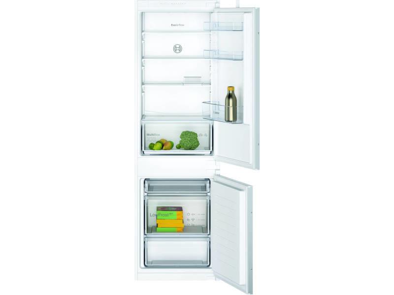 Réfrigérateur combiné intégrable à glissière 265l a+ - kiv865sf0 kiv865sf0