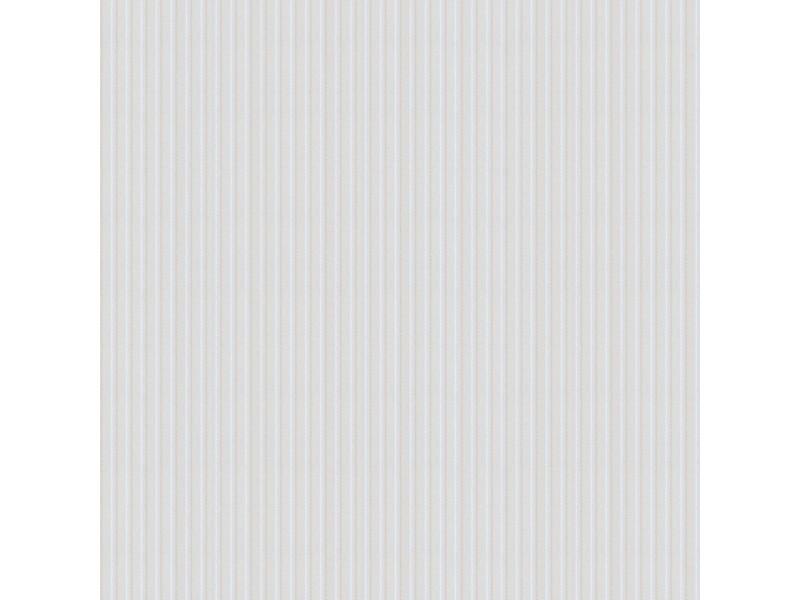 Papier peint intissé à peindre structure rayures 1005 x 52cm crème 33-170