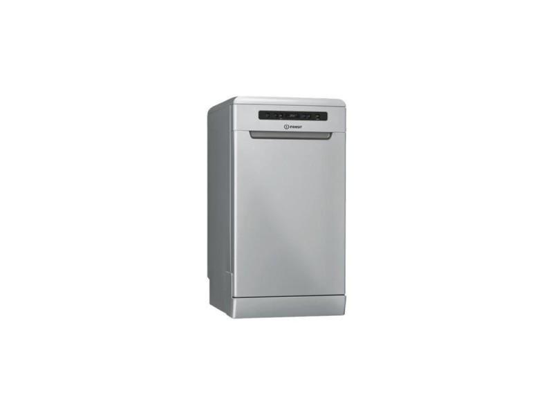 Lave-vaisselle 45 cm indesit dsfc 3t117 ssilver -