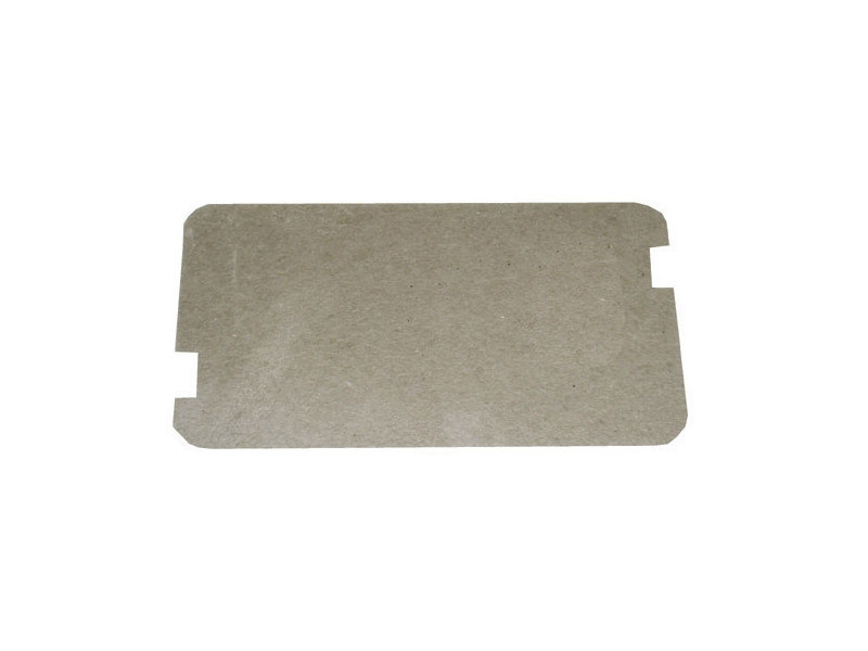 Plaque mica guide ondes 129 x 72 m/m reference : 2079796