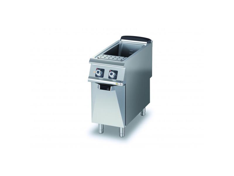 Cuiseur à pâte gaz diamante 90 série 900 - 40 l - olis - 400 mm