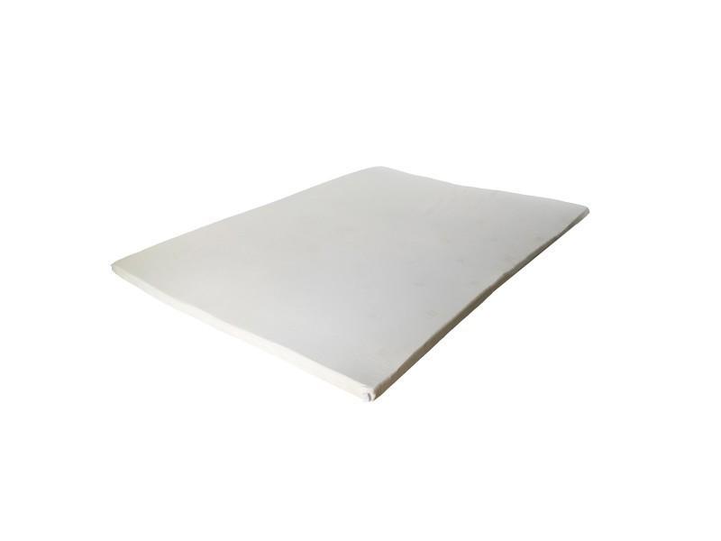 topper en latex naturel 140x200 cm vente de europe et nature conforama. Black Bedroom Furniture Sets. Home Design Ideas
