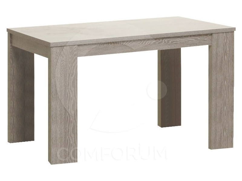 Table De Salle A Manger Contemporaine Extensible 190 Cm Coloris