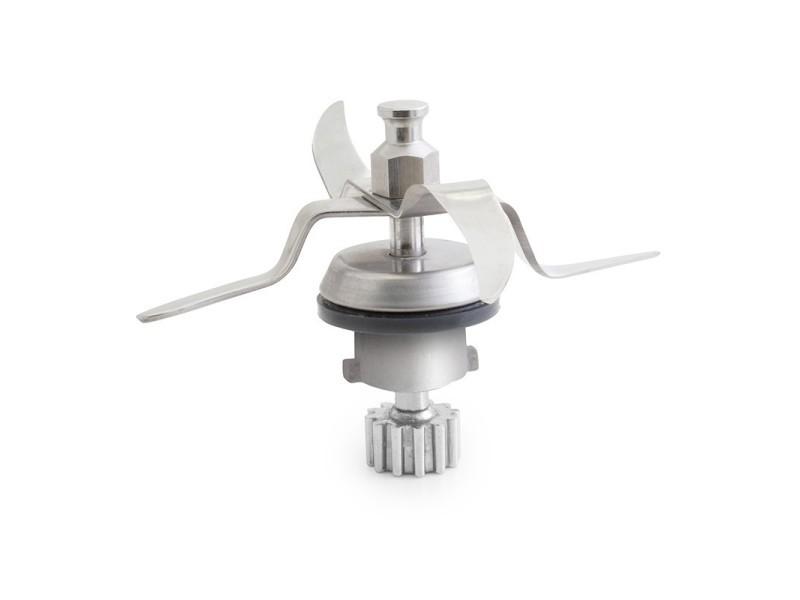 Lame plate pour robot cuisiopro de kitchencook
