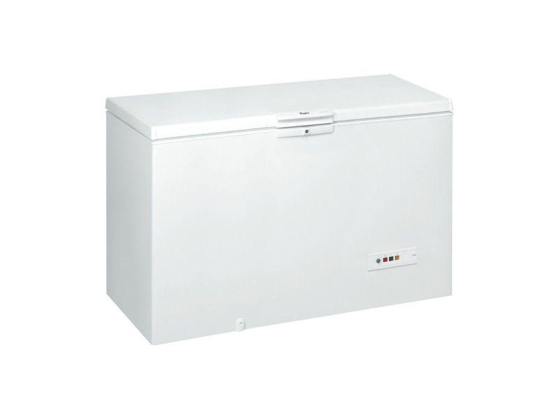 Congélateur coffre 140.5cm 454l a+ blanc - whm4600 whm4600