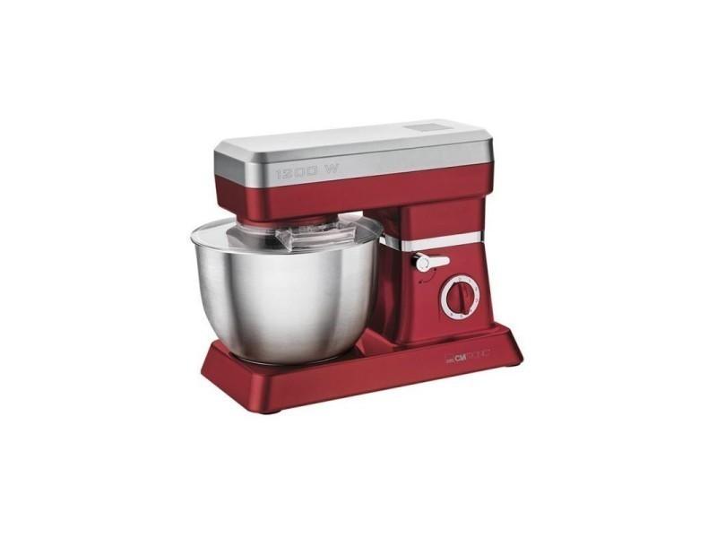 Robot de cuisine clatronic km 3630 - rouge