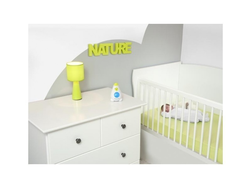 Thermom tre hygrom trebabymoov vente de babymoov conforama - Thermometre chambre bebe ...